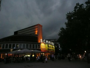Die Schaubuehne