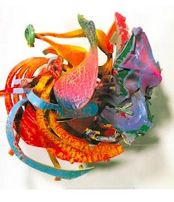 An Ulrike von Kleist. Frank Stella. New York, 2001.